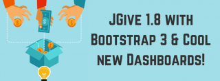 JGive 1.8 now with Bootstrap 3 support and more!
