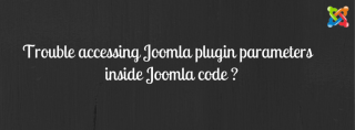 How to access Joomla plugin parameters anywhere inside Joomla code?